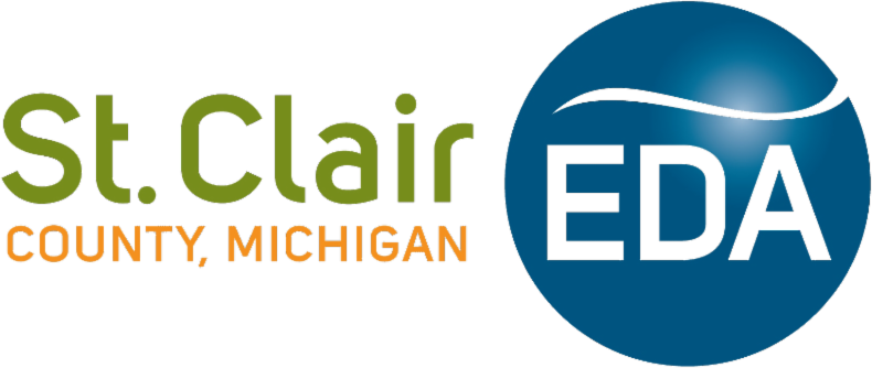 EDA of St. Clair logo